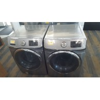 Samsung Frontload Washer Set