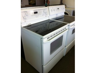 Used Self Clean Stove