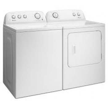"Brand ""NEW"" AMANA TOP LOAD WASHER & DRYER - (New Floor Model - FULL WARRANTY)"