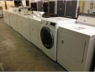 Reconditioned Washers Starting at $290 to $450 - Dryers Starting at $190 to $225