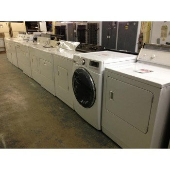 Reconditioned Washers Starting at $ 279 - Dryers Starting at $179