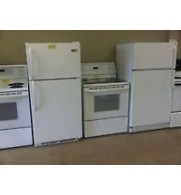 Used Refrigerators $250 to $399  and Stoves $290 to $450 with Warranty