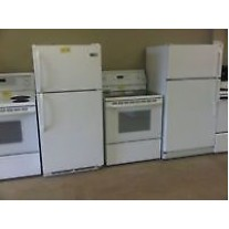 Used Refridgeraters/Stoves $250 to $399 with Warranty